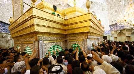 زیارت امام حسین(ع) در ماه رجب
