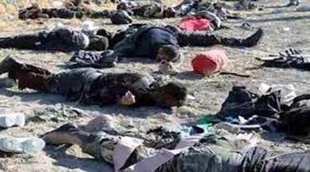 هلاکت ۳۰۰ تروریست در غوطه