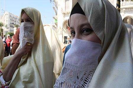 زنان محجبه الجزایری