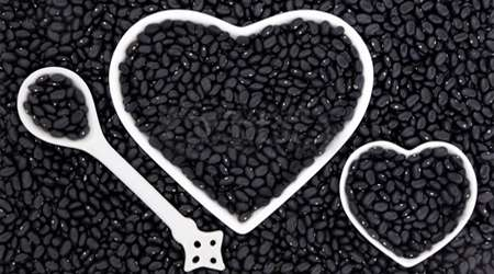 لوبیا سیاه و سلامت قلب