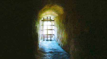 امام هادی ، زندان خلیفه عباسی