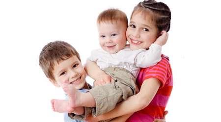 سه فرزند