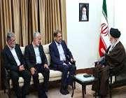 ayatollah khamenei -ramadan abdullah