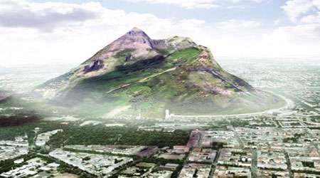 کوه مصنوعی