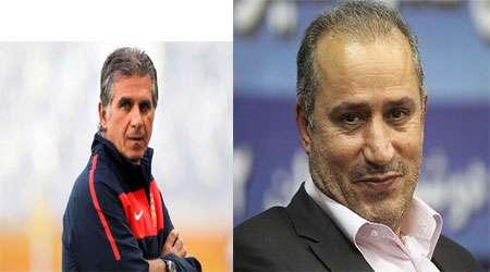 تاج -کی روش، معادله تازه فوتبال ایران