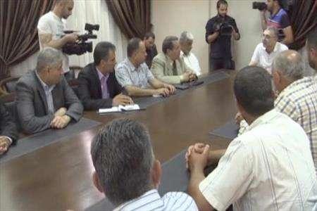 کمیته های آشتی سوریه