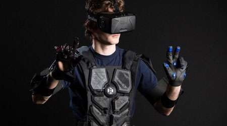 لباس واقعیت مجازی