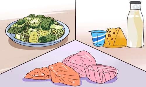 تغذیه در گرفتگی عضلات