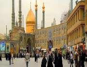 shrine of hazrat masoumeh, qom