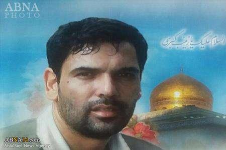 شهادت یک پاسدار تهرانی در سوریه