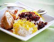 riz aux épines-vinettes