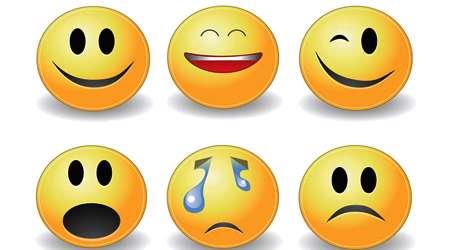 احساسات منفی و مثبت