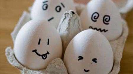 استحکام پوسته ی تخم مرغ