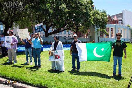 محکومیت کشتار شیعیان پاکستان