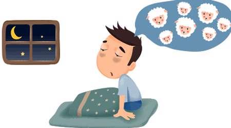 درمان كم خوابي