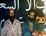 martyr mustafa chamran-ayatollah khamenei