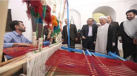 از خجالت لاریجانی تا روحانی در طاق بستان