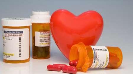داروهای بیماری قلبی