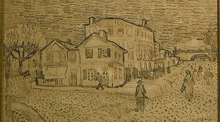 نقاشی های ون گوگ و مونه