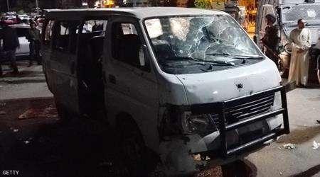 إصابة 4 شرطيين في إطلاق نار بالقاهرة