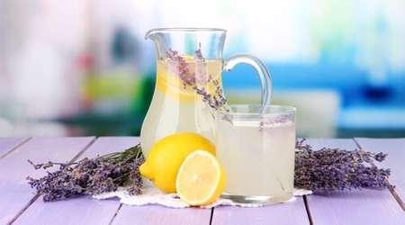لیموناد با اسطوخودوس