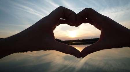 قلب ، عشق