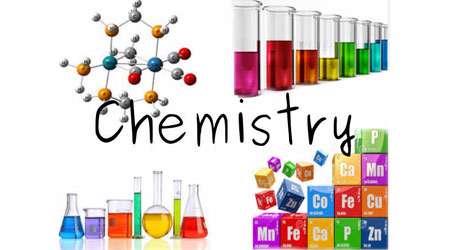 رشته شیمی
