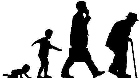 افزایش عمر و پیر شدن