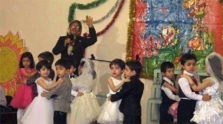 مهد کودک های تهران