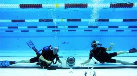استفاده از رباتهای عکاس در المپیک+تصاویر