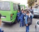 خودروهای فاقد برچسب حق حمل ونقل دانش آموزان را ندارند