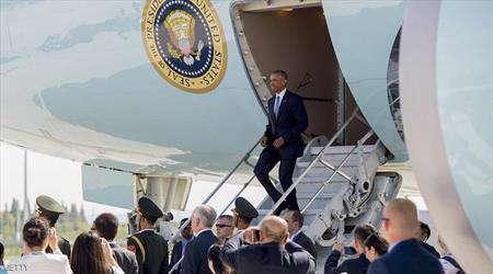 استقبال مهين لأوباما في الصين