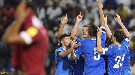 قطر تتذيل مجموعتها بتصفيات مونديال 2018