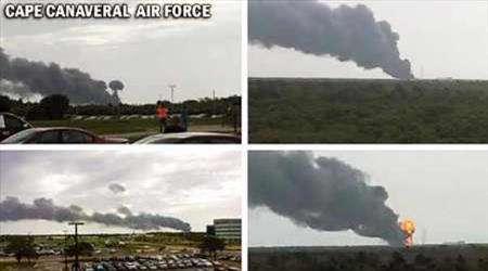 انفجار القمر الصناعي  عاموس 6 ضربة قاسية للصناعات الجوية  الإسرائيلية