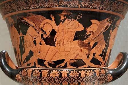 هنر یونان