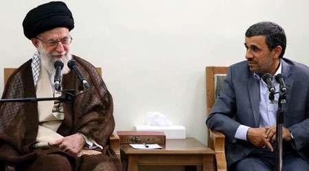 احمدی نژاد، محمود احمدی نژاد، انتخابات، نتیجه انتخابات، رهبر، رهبر انقلاب، انتخابات 96، نهی رهبری،