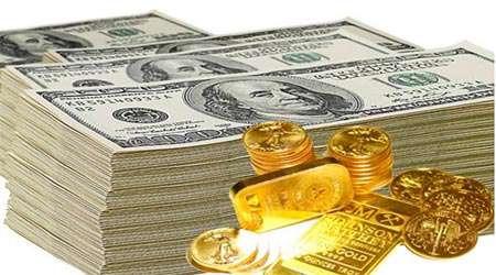 قیمت طلا ، قیمت سکه ، ارز،