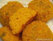 десерт из тыквы с апельсинами