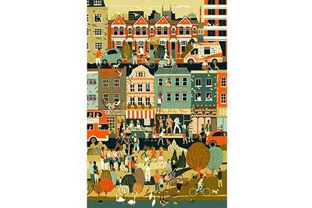 فراخوان جشنواره تصویرسازی لندن