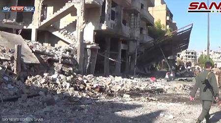 داعش يتبنى التفجيرات الستة في سوريا