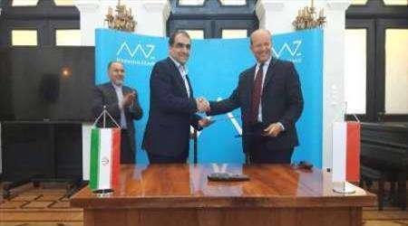 ابرام مذکرة تفاهم للتعاون بین ایران وبولندا فی مجال الصحة
