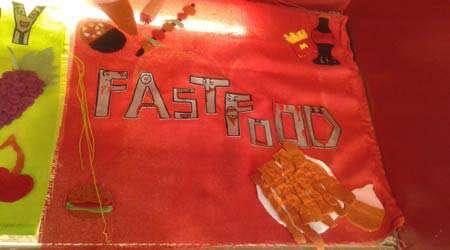 هنر تبلیغات و تغذیه دستاورد برتر دوره اول راه شایستگان