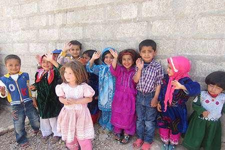 عکس کودکان ایران
