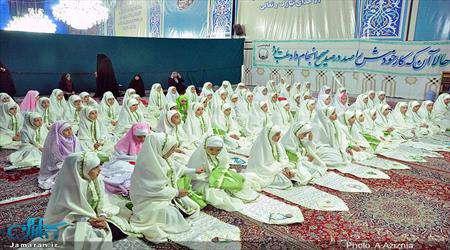 جشن تکلیف، نماز، دختران، مکلف
