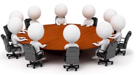 نشست دورهمی مدیران مدارس به مناسبت روز دانش آموز
