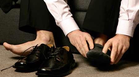 بوی جوراب و کفش