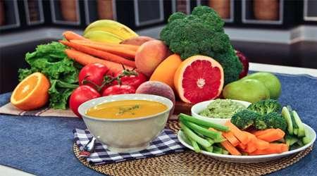 تغذیه در فشار خون بالا