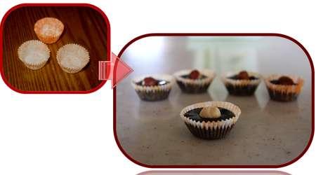 روش تهیه شکلات