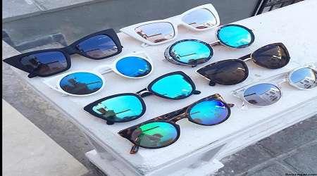 عینک آفتابی مناسب با صورت شما کدام است؟
