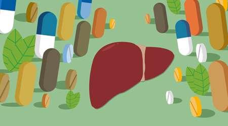 کبد و داروها